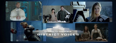 """The Hunger Games: """"District Voices"""" – Think with Google 