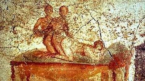 Triángulo sexual en Pompeya: detenidos un francés y dos italianas en actitud indecorosa   Mundo Clásico   Scoop.it