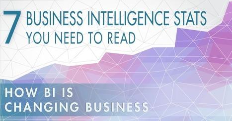 7 Business Intelligence Stats That Will Surprise You | Agile BI pour tout le monde | Scoop.it