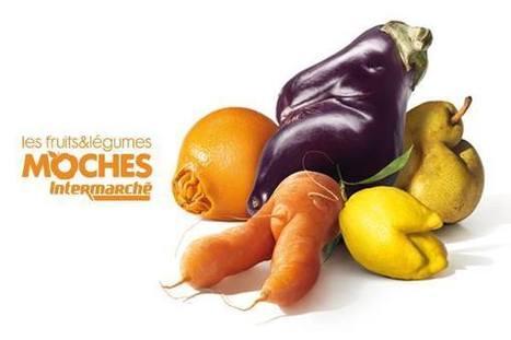 Intermarché et Marcel célèbrent les « Fruits et Légumes Moches » | Marketing - Communication | Scoop.it