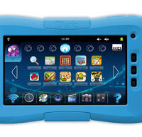 Kurio Android tablet adds new children's content » Kidscreen | Young Adult and Children's Stories | Scoop.it