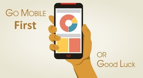 Quelles différences entre Mobile-Friendly et Mobile-First ? | Social media | Scoop.it