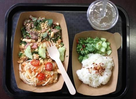 Le resto qui a mangé une rue de Bangkok ! | miam! | Scoop.it