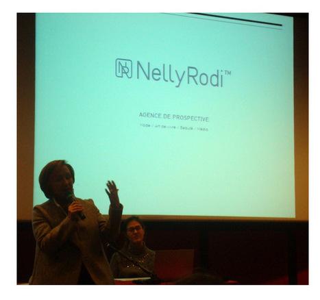 Conférence de la prêtresse des tendances Nelly Rodi | NellyRodi | Scoop.it