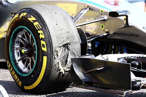 Pirelli wants tyre monitoring videos | F 1 | Scoop.it