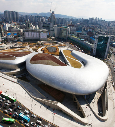 Dongdaemun commercial district regaining luster & becoming more competitive | English News | Scoop.it