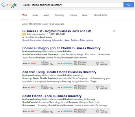 Boost Your Local Search Presence With These 5 Tips   Digital-News on Scoop.it today   Scoop.it