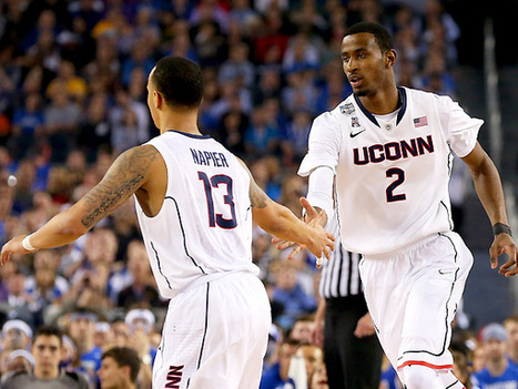 UConn Huskies win national championship, beating Kentucky Wildcats | One And One - SI.com | Sports Other than Baseball | Scoop.it