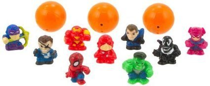 Customer Reviews Blip Squinkies Marvel Bubble Pack - Series 5 - Good vs. Evil | Squinkies - Product Reviews, Comments and Press | Scoop.it