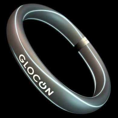 Glocon shows off NFC and Bluetooth multi-function bracelet - NFC World | NFC solutions | Scoop.it