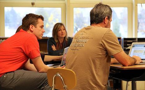 Education Rethink: Why Professional Development Should Be More Like Edcamp | SocMed for PR en PLN | Scoop.it