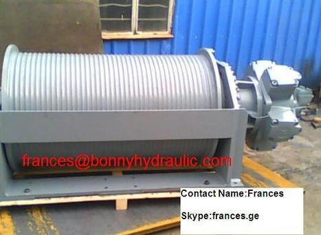 50 ton hydraulic winch | 50 ton hydraulic winch | Scoop.it
