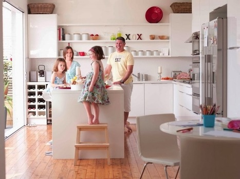 Macy Makes It Easy: Design For Your Home Kitchen | Business & More | Scoop.it