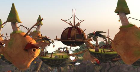 Fantasy Faire 2014: as the gates open | Dreamlands | Scoop.it