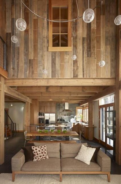 Tweet from @DesignInHome | Reclaimed Wood Furniture | Scoop.it