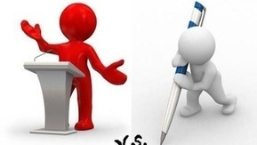 Difference between Writing and Speaking   Assignment Services   Scoop.it