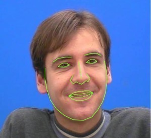 Facial tracking #js clmtrackr | AngularJS | Scoop.it