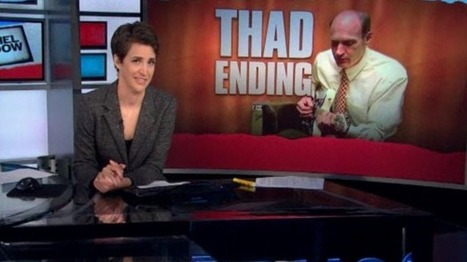 Maddow mourns 'strange' McCotter's sudden exit from Congress | Daily Crew | Scoop.it