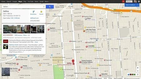 Así es el nuevo Google Maps | #GoogleMaps | Scoop.it