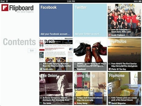 Facebook Could Launch Its Flipboard-Like News Reader This Month | Public Relations & Social Media Insight | Scoop.it