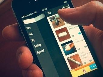 2 nouveaux types d'interactions pour interface tactile | Cabinet de curiosités numériques | Scoop.it