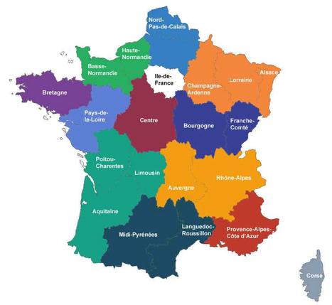 Chefs-lieux de région : l'heure des choix cornéliens s'approche | Fusion des régions | Scoop.it