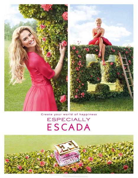 Publicité Especially Escada de Escada   Parfum et Publicités de parfum   Scoop.it