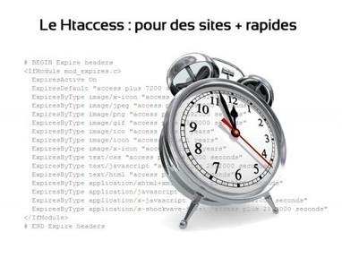 Htaccess : cache control et expire headers | Astuces et bons plans - Graphisme, webdesign, développement et SEO-SMO | Scoop.it