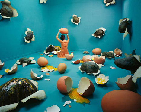 JeeYoung Lee Stage of Mind | What's new in Visual Communication? | Scoop.it