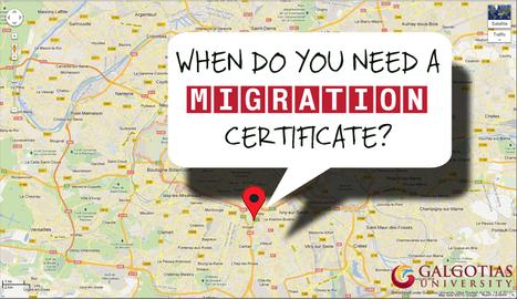 What is Migration Certificate? | Galgotias University | Scoop.it