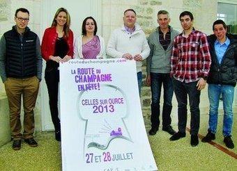 Route du champagne : en piste pour devenir l'étoile de l'édition 2013 | L'Est Eclair | La Route du Champagne en Fête (@Route_Champagne | Scoop.it