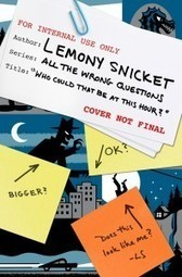 Best publicity stunt of the day: Lemony Snicket and Seth collaborate on new series | Acquiring | Scoop.it