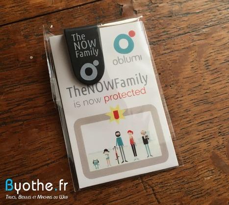 Test du thermomètre digital connecté pour toute la famille Oblumi Tapp | Byothe | Matériel informatique : nouveautés, produits originaux, nouvelles idées... | Scoop.it