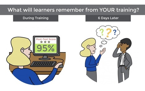 What Will Corporate Learners Remember from your Training? | Visioni digitali & Formazione | Scoop.it