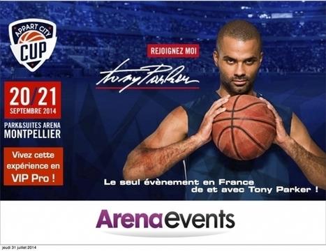 Arena Events | EVENTS, SPORT & SPONSORING | Scoop.it