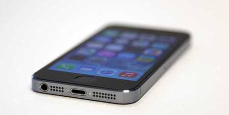 REVIEW: The iPhone 5S Is As Close To Perfect As You're Going To Get | Bring back UK Design & Technology | Scoop.it