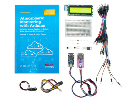 Tropospheric Gas Detector | Arduino progz | Scoop.it