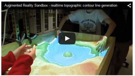 Vídeo: interacción topográfica | tecno4 | Scoop.it