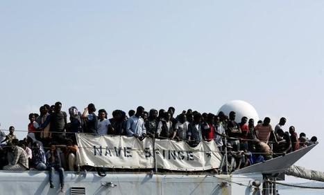 Calm seas, Libya's lawless state open door for migrant flows | Global politics | Scoop.it