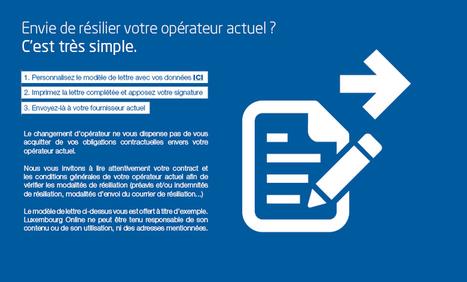 Luxembourg Online - 5 raisons   High Tech, téléphonie mobile et Internet   Scoop.it
