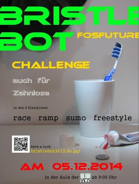 BristleBot 2014   FOSfuture BristleBot   Scoop.it