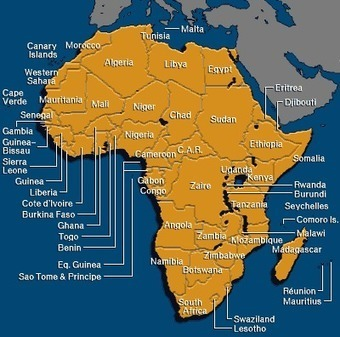 Africa's themes for improved competitiveness | Global Sustainability | Scoop.it