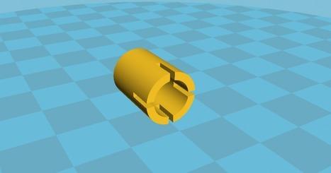 3D Printable Mini-Farm - 3D Printing Industry | Peer2Politics | Scoop.it