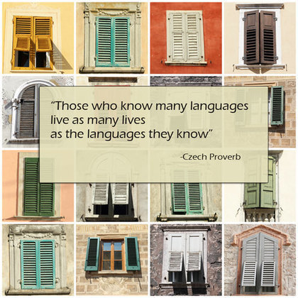 Top Ten Best Proverbs About Language Learning - Lingholic | Culture | Scoop.it