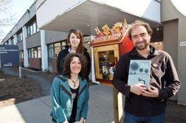 Les bibliothèques libre-service se multiplient à Rosemont | Veille du BBF | Scoop.it