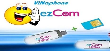 Đăng ký gói cước 3G EZCom của Vinaphone | Dịch vụ Vas | Scoop.it