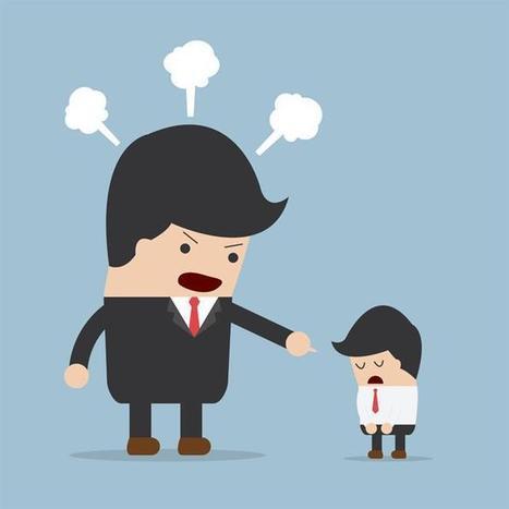 8 signes que vous avez un mauvais patron   Actualités de l'intérim, du recrutement, de l'emploi et des RH   Scoop.it