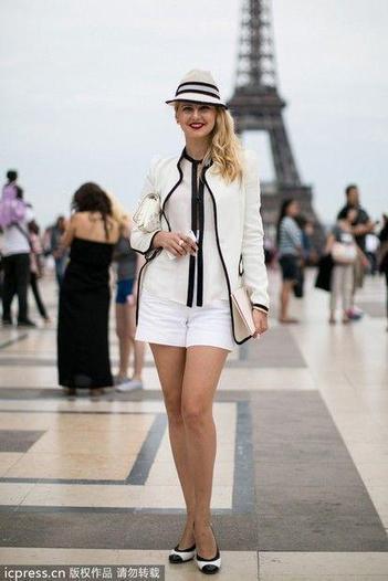 短裤搭西装 应对室内外温差_时尚频道_凤凰网 | 非常时尚网 | 非常时尚 | Scoop.it