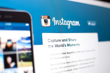 5 étapes pour promouvoir votre entreprise sur Instagram | Webmarketing | Scoop.it