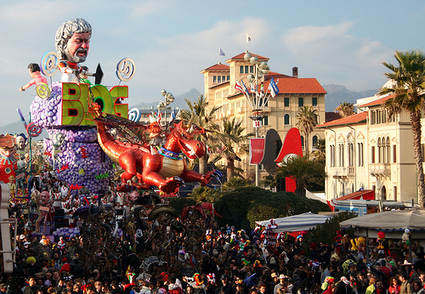 Carnevale di Viareggio: tips for watching Italy's parade of parades | Italia Vive! | Scoop.it